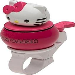 Bell Bike Bicycle Loud Ring Scooters 3D Hello Kitty Accessory Girl Gift Sport Ne