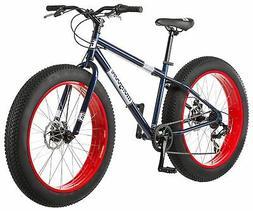 Bike Bicycle Multiple Colors  Fat Tire Men's 7-Speed Mountai