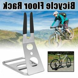 Bike Bicycle Floor Racks Holder Stand Display Parking Ground