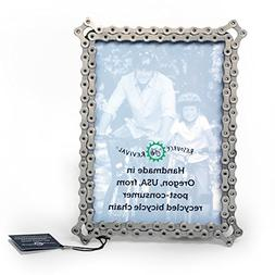 Bike Chain Picture Frame by Resource Revival | Recycled Bicy