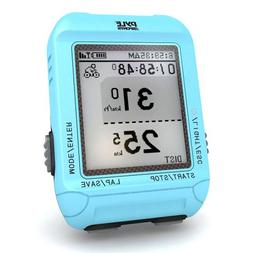 Pyle Bike Computer GPS Tracker Compatibl