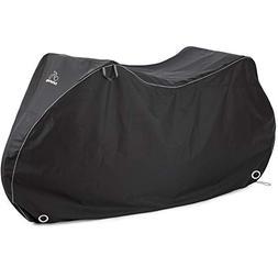 DAVANDI Bike Cover XL - Waterproof Outdoor Bicycle Storage f