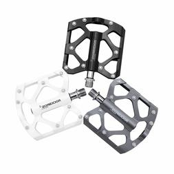 RockBros Bike Cycling Pedals Magnesium Alloy 3 Sealed Bearin