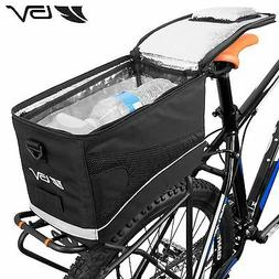 BV Bike Cycling Rear Seat Commuter Bag Trunk Cooler Touring