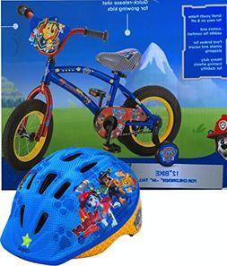 Children's Bike Featuring Paw Patrol 12 Inch Bike with Paw