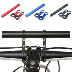 Bike Flashlight Holder Handle Bar Bicycle Fit Extender Mount