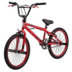 Bike for Kids 20 Inch Boys BMX Freestyle Trick Bicycle Singl