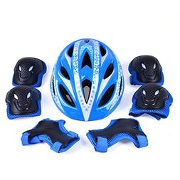 B'DAY SPORTS Kids Bike Helmet Toddler Boys Girls Helmet Spo