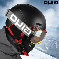 Bike Helmet Winter Outdoor Sports Safety Helmet Men Women Li