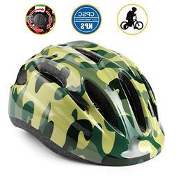 Exclusky Adult Bike Helmet with Removable Visor 54-58cm