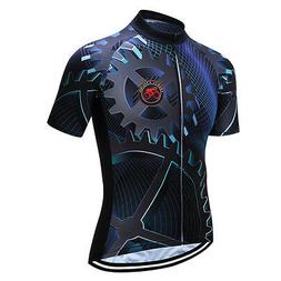 Bike Jersey Men Cycling Clothing Cycling Top MTB Team Bike s