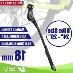 BV Rear Mount Bicycle Bike Kickstand 24″ – 29″ KA95-BK