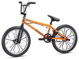 "Bike Mongoose Legion Mag 20"" Wheel Freestyle Bike Orange One"