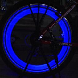 AGPtek 6 PCS Multi-color Bike Light Bicycle Cycling Spoke Wi