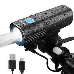 Bodyguard Bike Tail Light-USB Charging,120lm, 6 Light Modes,