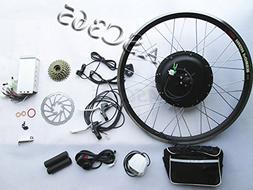 "26"" 36v 500w Electric Bike Bicycle Motor E-bike Conversion K"