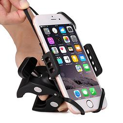 Bike & Motorcycle Cell Phone Mount - Patekfly Bike Mount For