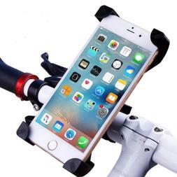 Bike Mount Universal Cell Phone Bicycle Rack Handlebar Motor