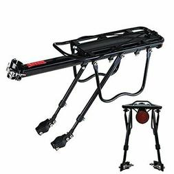 Bike Rear Rack Seat Luggage Carrier Bicycle Post Pannier Cyc