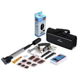 New Bike Repair Kits Cycling Tools Set With Bicycle Pouch Pu
