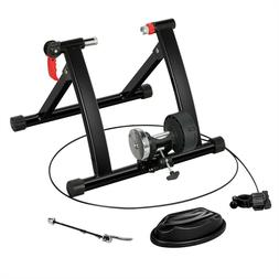 Bike Trainer Stand Magnetic Bicycle Stationary Stand Wired 2