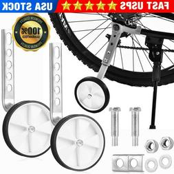 Bike Training Wheels Bicycle Stabilizers Kit for 12 14 16 18