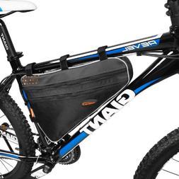 Ibera Bike Large Triangle Frame Bag - For Bike Tube Frame,Qu