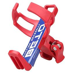 Bike Water Bottle Cage, Bicycle Alloy Lightweight Water Bott