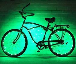 Bike Wheel / Lights - Colorful Light Accessory For Bike