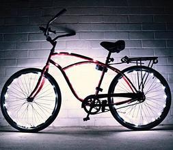 Bike Wheel / Lights - Colorful Light Accessory For Bike - Pe