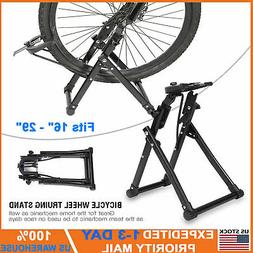 Bike Wheel Truing Stand Bicycle Wheel Maintenance Tool Fits