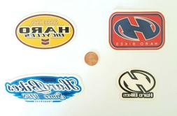 HARO Bikes BMX Stickers Decals Old School Vintage NOS Origin