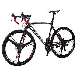 Bikes EURXC550 21 Speed Road Bike 54 cm Frame 700C K Wheels