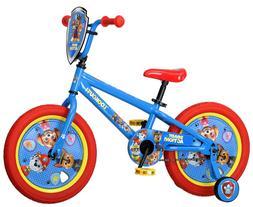 Bikes For Boys Paw Patrol 16 In Bicycle Coaster Brake Traini