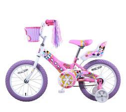 Bikes for Girls 16 Inch Titan Girl Bicycle Pink Bike Kid Chi
