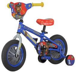 Bikes for Girls Boys 12 Inch Bicycle Training Wheel Blue Bik