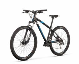"Raleigh Bikes Ziva Women's Mountain Bike, 19"" Frame, Black,"