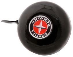 Schwinn Quality Black Bike Bell