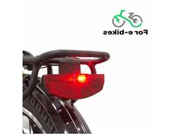 Blaze-Lite Ebike Rear Light Taillight For Electric Bicycle E