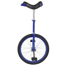 Fun 20 Inch Wheel Unicycle with Alloy Rim, Blue
