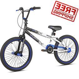 "BMX Bike Bicycle Freestyle New 20 Inch 20"" Boys Kent Ambush"