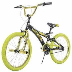 Huffy BMX Boys Bike 20 Inch Black Spectre NEW