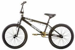 BMX Brawler Freestyle Boys Bike 20 Mongoose Steel Freestyle