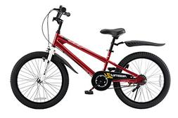 Royalbaby RB18B-6G BMX Freestyle Kids Bike, Boy's Bikes and