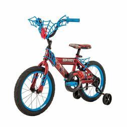 Huffy Marvel Spider-Man Boy's Bike 16 inch Blue NEW