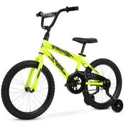 "Huffy Boys Bike 16"" EZ Build Kids Bicycle with Training Whee"