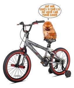 Kids BMX Child Bicycle Cycling Boys Child Bike w Training Wh
