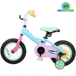 Boys Girls 12'' 14'' Kids Bike Bicyclese with Quick Release