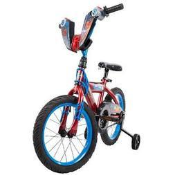 Boys Girls 16 Inch Huffy Spiderman Bicycle Bike Kid Child Bl