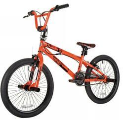 Boys Kent 20 inch thruster chaos BMX Bike Kids Youth Outdoor